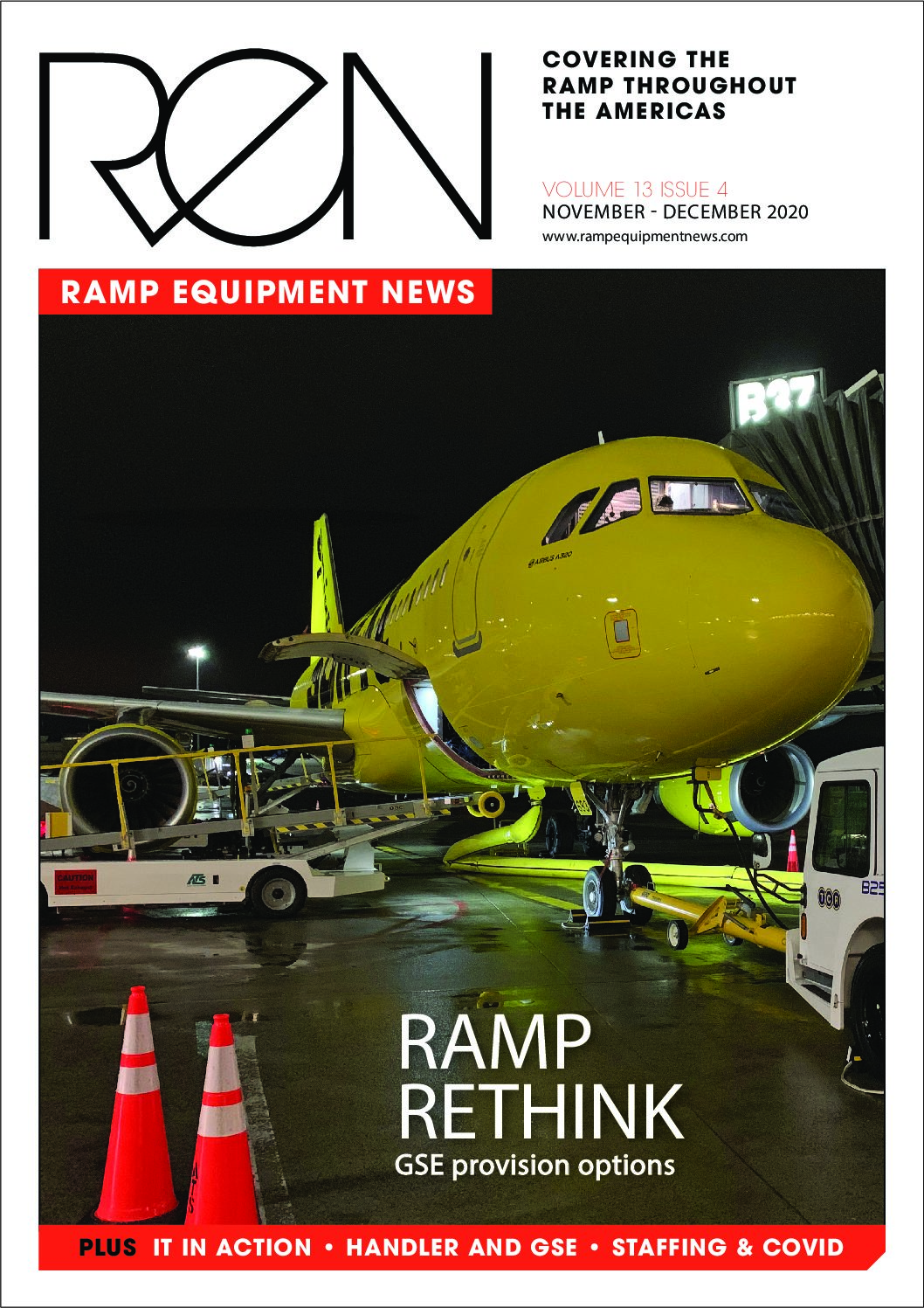 Ramp Equipment News – LEASING SECURITY