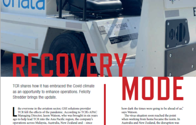 GHI Magazine – RECOVERY MODE