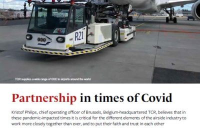 """Airside International – """"Partnership in times of Covid"""""""