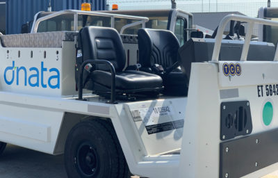 Press Release – TCR APAC and dnata Singapore sign agreement for electrification of GSE